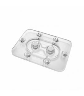Deckel, für Zahnradpumpenkopf L, für runde Antriebswelle